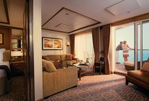 Celebrity Cruises Suites / The suites on Celebrity Cruises ships will give you a sumptuous, relaxing retreat to enjoy while you explore the world. #cruise
