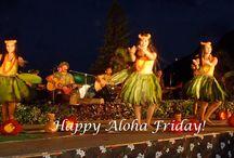 Happy Aloha Friday! / Happy Aloha Friday from Chief's Luau!