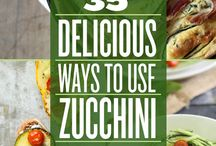 35 ways to use zucchini