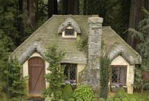 Lovely lil homes- dream homes / And dreamy places