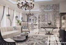 Дизайн квартиры в светлых тонах в ЖК «Резиденция Монэ» / Дизайн квартиры ЖК «Резиденция Монэ» спроектирован в светлых тонах Анжеликой Прудниковой. Этот выбор помог показать квартиру более мягкой, сдержанной, но в то же время уютной.  Мебель и элементы оформления полностью конгруэнтны друг другу. Интерьер квартиры выглядит самодостаточным и приятным для жизни.