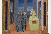 Benedictine Monks