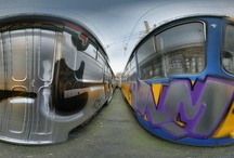 Graffiti Panoramas and Joiners / by Graffiti Creator