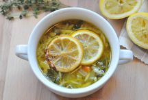 No SOUP for you... / Soup, stoups, and stews / by Erica Morgan Watson