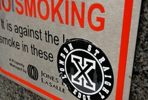 Smoke Signals / Something to do while polluting my lungs / by Jon Bains