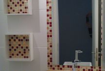 Adesivos para azulejos