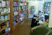 Indie bookshops