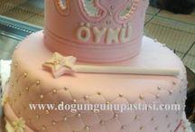doğum günü pastasi