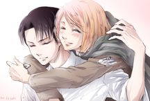 Levi and Petra