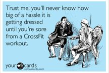 Crossfit / by Shannon P