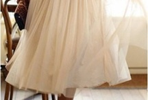 Fashion - Tulle skirt