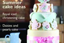 CAKE DESIGN IDEAS / Loads of design ideas to plan your next cake project