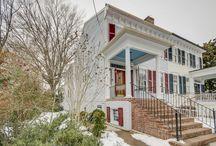 Old Town Fredericksburg Va.