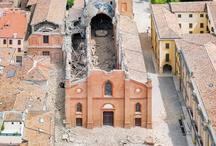 Emilia  (earthquake 2012) / photo by Olivo Barbieri