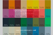fashion colors spring 2018