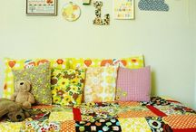 Baby & Kid Rooms/Nooks / by Corrie Anne