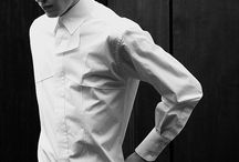 f/WHITESHIRT_M / All about one thing - a pure white shirt..