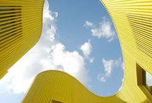 arch- yellow