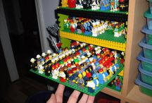 Лего хранение