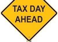 Taxes. Yes, taxes. / Sure, taxes are about numbers. But there are tax pictures, too. / by Kay Bell