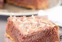 Desserts, gâteaux et viennoiseries