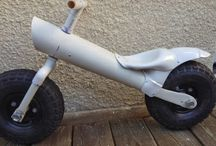 PVC pipe / Make and recycle PVC projects / by Betony Hartgrove-Freile