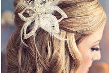 hair, makeup / by Kristin O'Keefe