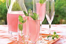 Bright, Fun, Pink and Green Bridal Shower / Fun bridal show with the colors of Green and Pink