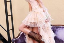 Cowgirl antrekk