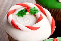 karácsonyi süti dekoráció