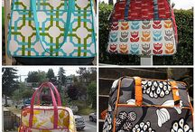 Tote patterns / Bags