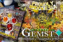 "Indonesian Gemstone / Dengan tagline ""Kekayaan Nusantara Pemersatu Bangsa"" kami harapkan dapat terwujud dengan baik rasa kekeluargaan diantara para pecinta batu dimasa mendatang. Kita lestarikan budaya dan kekayaan alam Indonesia untuk menjadi lebih baik."