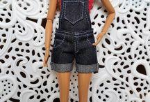Одежда для Барби, Ненси и др