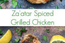 recetas con especias arabes