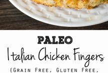 Gluten, Dairy & Grain free food!