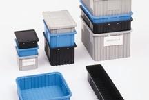 Tote Boxes + Bins