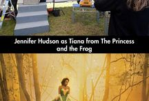 Disney, animation & fairytale