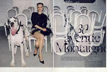 Vogue Paris June/July 2009