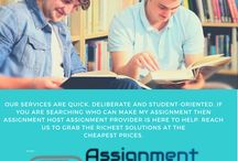 Online Assignment Writers