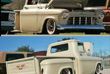 Chevy trucks / Pickups