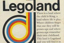 Lego + History + Advertising / Historia de Lego a través de sus datos y su publicidad.
