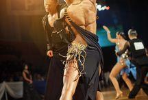 Ballroom Dancing / F: SJ  o1885 bi24 / by Kythoni