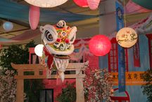 International Themes - Asian Inspired / Eastern inspired events and themes!