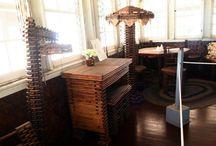 Paper furnitures
