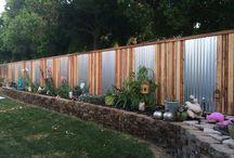 clôture magnifique