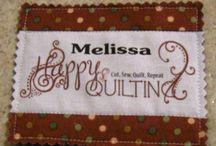 Quilts: Techniques