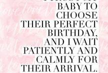 Positive Birth affirmation & hypnobirthing