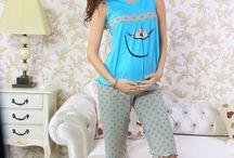 Lohusa pijamaları
