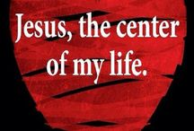 Jesus is the Center of my Life