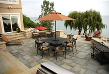 Patios and Decks /  A collections of Patio and Deck designs for Outdoor Living Spaces.